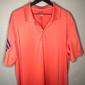 adidas golf puremotion cool max polo shirt